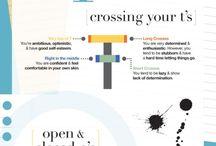 graphology - tips