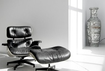 MCM CLASSIC - EAMES LOUNGE CHAIR