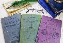 Hogwarts notepad