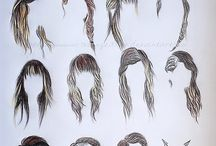 Hairs / by Kat Automatica
