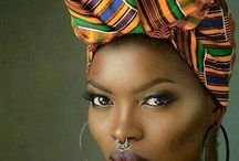 Etnico copricapo