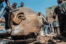 Patung besar bukan Ramses II - Info