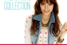 Try Something NEW, try something YOU! / NEW Spring 2014 Collection / by maurices