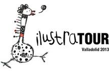 Embajadores Ilustratour 2013 / Un tablero para compartir nuestras experiencias en Ilustratour 2013