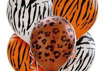 Madagaskar themed party