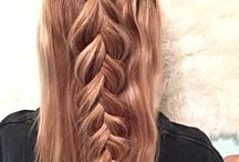 Snowball hair
