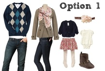 photoshoot outfits / Color combos and ideas for clothing for a photoshoot / by Photography by Alison