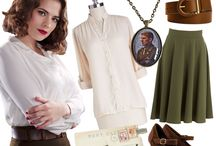 Geek-Chic: Marvel Inspired Outfits