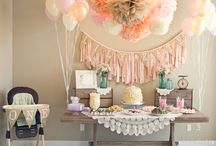 Piper's First Birthday / by Ashlee Foster