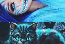 Make up carnival/halloween