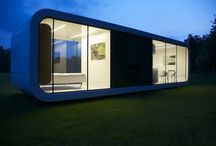 Container, Prefabricated and Modular Homes / Container, Prefabricated and Modular Homes
