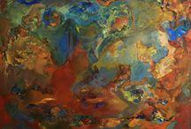 Zarina Kabulova / Zarina Kabulova's Paintings