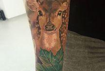 Titta Free Bird BZ Tattoo Artist