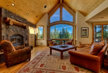 Romantic Tahoe Cabins / Cabins for your Valentines Getaway