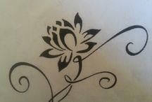 Tatuaje lotus