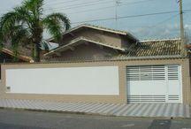 Muros e Fachadas