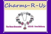Charm Bracelets with 62% OFF - NOW Only £13.50 each / EUROPEAN CHARM BRACELETS  from charms-r-us.com