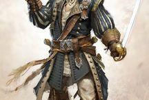 estilo pirata