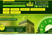 Vashikaran specialist | Muslim vashikaran specialist / Vashikaran Specialist muslim astrologer maulana ji best astrologer in world and famous astrologer in India he use his vashikaran mantra for solve all problems