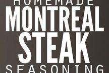 Steak receipes