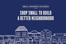 Small Business Saturday 11/29/2014 / Support your local small businesses this holiday season.