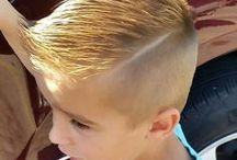 Carter haircut