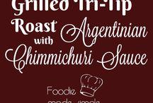 South American Recipes / South American Recipes