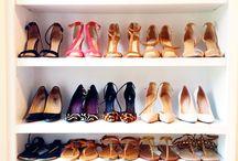 Closet Makeover / by Amelia Champion