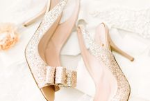 Gold Wedding Details / All that glitters is gold. Pretty gold details for your weddings day. / by Southern Weddings Magazine
