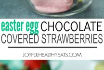 EVENTS // EASTER DINNER / Dinner and dessert Ideas for this upcoming Easter!