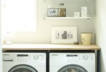Laundry ideas...