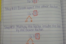 Math Notebooking / by Kevelle Greer