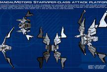 STARVIPER CLASS