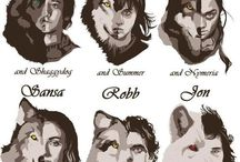 GoT / Game of Thrones fan art and stuffs