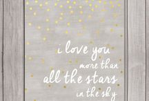 Under the starlit sky