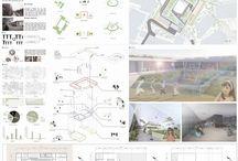 Láminas arquitectura ejemplos