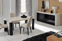 Modern Design Dining Table Chairs