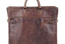 Leather Handbags / Leather handbags for men.
