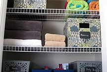 Bathrooms / by Claire Thornell Wilson