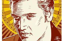 Elvis , e anos 50 e 60