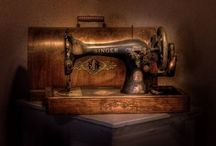 Il était une fois... / vintage sewing,vintage dress form