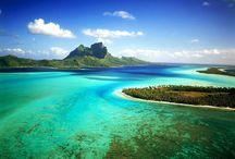 Places I Wanna Travel