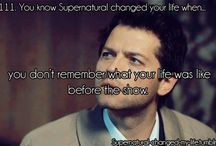 Supernatural chance my life when...