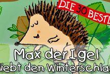 Max der Igel