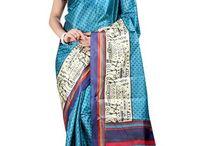 Party Wear Saris