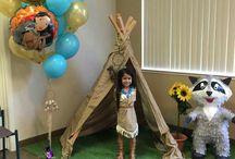 Isabella birthday party
