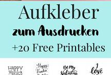Printable freebie