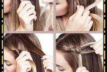 Peinados / Todo tipo de prinadod grandes y chicas