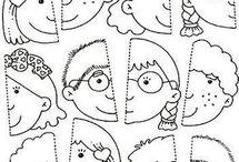 Zrakové vnímání - puzzle