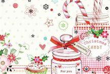 Inspirations Planner / Gourmandises de Noël & Hiver